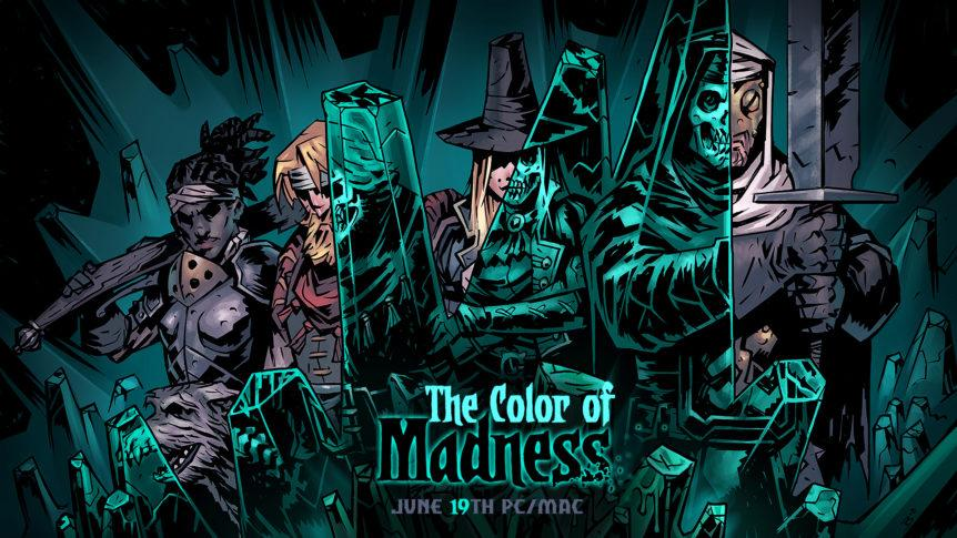 The Color of Madness poster